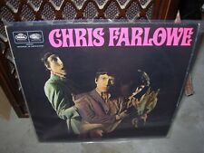 CHRIS FARLOWE self titled ( rock ) regal 2025 uk