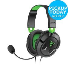 Turtle Beach Recon 50X Wired Gaming Headset for Xbox One/PS4/PC - Black.