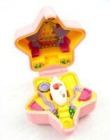 Vintage Polly Pocket Bluebird 1992 Polly's Tiny Ballerina Ring Case MISSING DOLL