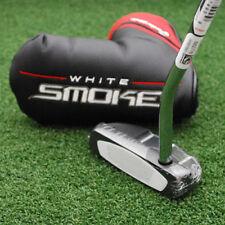 "TaylorMade Golf ""White Smoke"" MC-72 Mallet Putter - 34"" Inch - NEW"