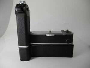 NIKON MOTOR DRIVE WINDER MD-2 WITH MB-1 BATTERY FOR NIKON F2