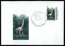 GERMANY Dinosaur dinosauri dinosauro-Custom STAMP-only 2 cover made!!! cp24
