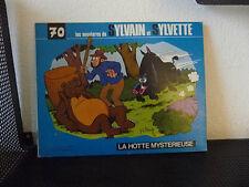 JAN24 ---- SYLVAIN SYLVETTE format à l'italienne  n° 70