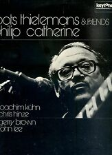 TOOTS THIELEMANS & FRIENDS philip catherine HOLLAND 1974 EX LP