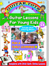 Guitar Tots Book 1 - Book & Online Video Lessons For Children aged 3 - 9 years