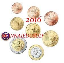 Série 1 Cent à 2 Euro BU Grèce 2016 - Brillant Universel
