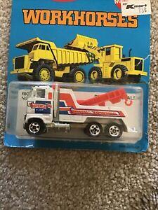 1979 Hot Wheels Workhorses Rig Wrecker 1/64