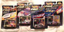 1997 1st Edition Hot Wheels SuperSpeedway (Lot of 4 - #s 5,37,91,99) NIP