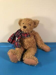 "1996 Avon Mr. Maxx The Snoring Bear Plush Teddy Bear 18"" - NOT WORKING"