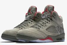 finest selection 3342e 2239a Nike Men s Air Jordan 5 Retro Camo Dark Stucco University Red 136027-051  Size 10