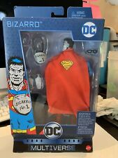 DC Multiverse BIZARRO 6 inch Action Figure New Superman Free Shipping Walgreens