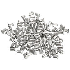 100 pcs automobile tire anti-skid nails 8-10-1A Studs Screw Snow Spikes Wheel