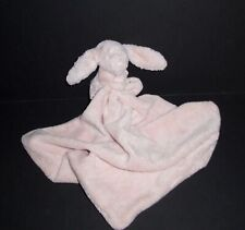 Jellycat Baby Blush Pink Bunny Blanket Soother Security Lovey