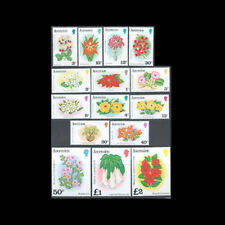 Ascension Is, Sc #274-88, MNH, 1981, Flowers, Flora, Coral plant, Lily, CL100F