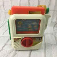 Roxy Musical Video TV recorder no 828 vintage toy