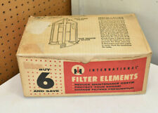 New Listing1970's Vintage International Harvester Ih Filter Elements Box 216 139 R91