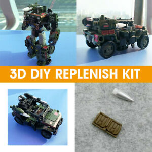 TRANSFORMERS Upgrade 3D DIY Replenish Kit For Siege Hound Chair and Weapon
