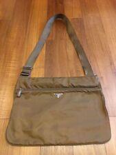 Prada Nylon shoulder bag  khaki