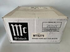 McIntosh MTS275 SPARE TUBE SET FOR MC275 - NEW IN BOX