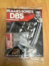 BUILD YOUR OWN EAGLEMOSS JAMES BOND 007 1:8 ASTON MARTIN DB5 ISSUE 16