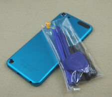 Blue Back Case Housng Cover Replacement for iPod Touch 5th 5G 32GB 64GB