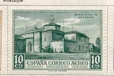 Spain 1930 Early Air Stamp Columbus Issue Fine Mint Hinged 10c. 041089
