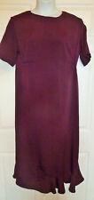 "Amish Mennonite Handmade Modest Cape Dress 48""Bust /40""Waist OOAK EUC"