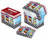 Novelty Food - Diner Full-View Deck Box Ultra Pro GAMING SUPPLY BRAND NEW