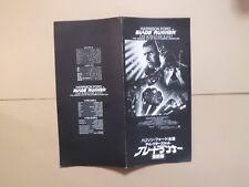 Unused ! BLADE RUNNER: THE DIRECTOR'S CUT  MOVIE original press JAPAN 34x36.5cm
