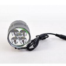 Bike Light Bicycle Headlamp 5600LM CREE XM-L T6 5 LED Waterproof Aluminum alloy