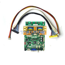 HDMI+VGA+AV+USB LCD Controller Board Kit For Samsung LTM190M2-L31 1440x900