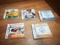 🌟Nintendo DS games bundle🌟DS Lite, XL, DSi, Gameboy, 3DS🌟7