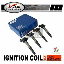 4PCS Ignition Coil For Toyota Corolla ZRE152 Avensis Rav4 Prius Hybrid 2ZR 3ZR