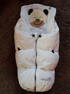 Odenwälder BabyNest Mucki Sack , Fußsack für Babyschale, MaxiCosi Kinderwagen