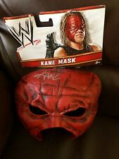 KANE JSA AUTHENTICATED WWE WWF REPLICA MASK