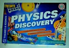 New Thames & Kosmos Physics Discovery education Science experiment Physics model