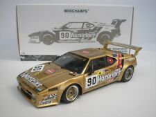BMW M1 #90 24HRS LE MANS 1983 pallavicini - winther 1/18 Minichamps 180832990