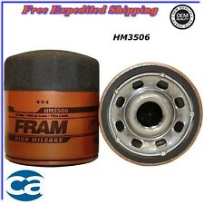 Oil Filter Set 2 For:Chevrolet Colorado Express 1500 Cadillac DeVille 2.8L 4.0L