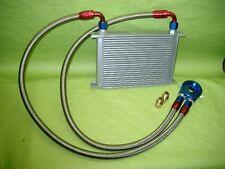 Burstflow Universal Nachrüstsatz Kit Ölkühler 19 Reihen AN10 passend für AUDI VW