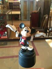 Wdcc Mickey Mouse Symphony Hour Maestro Michel Mouse Conductor Figure Disneyana