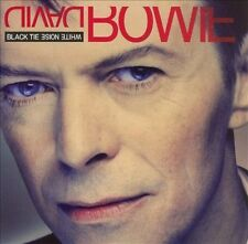 reduced! David Bowie: Black Tie White Noise (CD 1993 Savage/BMG) rare!