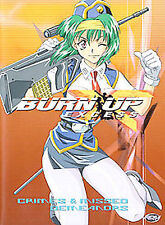 Burn Up Excess - Vol. 2: Crimes and Missed Demeanors (DVD, 2002)