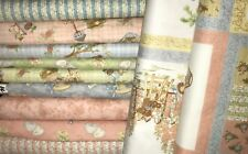 Northcott Gentler Times Panels & Coordinates Quilt Fabric - 11 PCS = 10 2/3yds