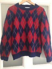 Sandro Paris Pullover Gr. 2 (= 38) Karo Rauten Shirt Winterkollektion 2017/18
