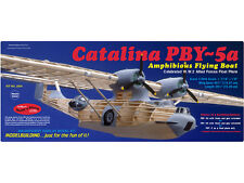 Model Airplane Kit WW II Guillow's Consolidated PBY Catalina  GUI-2004