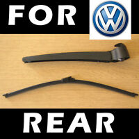 Rear Wiper Arm and Blade for VW Touran 2003-2010 40cm