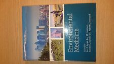 Environmental Medicine (Ayres / Harrison) - Ex Library,very good