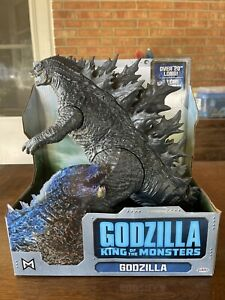 """NEW Godzilla King of the Monsters 20"""" Long Action Figure Toy 2019 Jakks Pacific"""