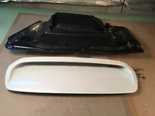 05-09 OEM Subaru Legacy Hood Scoop Assembly Vent White Intake Air