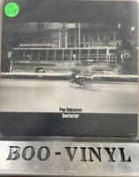 """Pop Unknown - Pop Unknown - Sunfactor - Rare 7"""" Vinyl Indie Record Ex Con"""